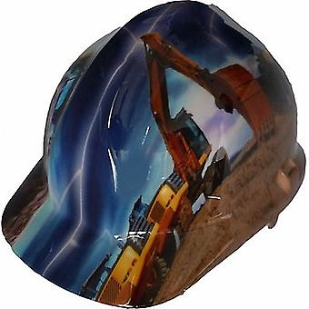 Digger Themed Hard Hat