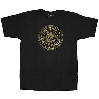 Brixton Cambridge T-Shirt Black