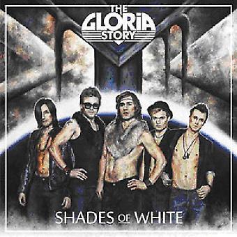 Gloria Story - nuancer af hvid [CD] USA import