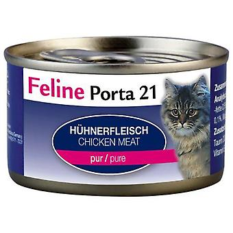 Porta21 Whole Chicken (Cats , Cat Food , Wet Food)