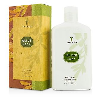 Thymes Olive Leaf Body Lotion 270ml/9.25oz
