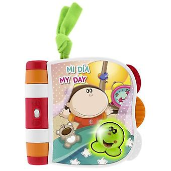 Chicco Talking Book My First Day It / Gb