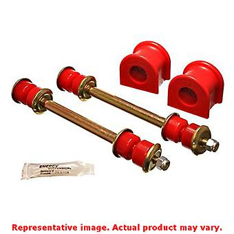 Energy Suspension Sway Bar Bushing Set 4.5157R Red Front Fits:FORD 1998 - 2009