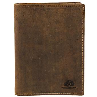 Greenburry vintage cuir ID solution chasse licence porte-cartes 328