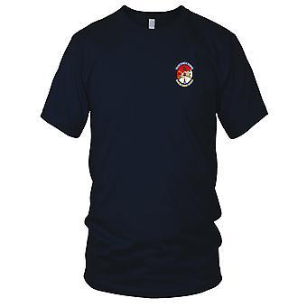 US Armee - 2. Staffel 6. Aviation Air Cavalry Regiment Alpha Troop gestickt Patch - Herren-T-Shirt