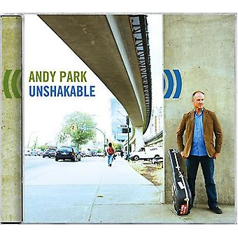 Andy Park - Unshakable [CD] USA import