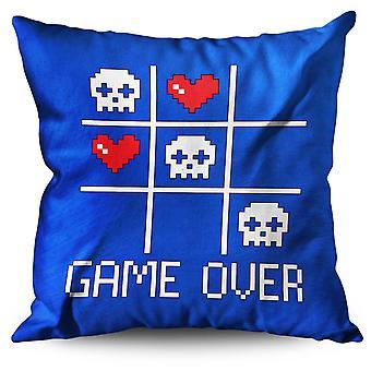 Game Geek Computer Geek Linen Cushion Game Geek Computer Geek | Wellcoda
