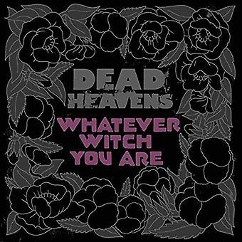 Døde himlene - uanset heks du er [CD] USA import
