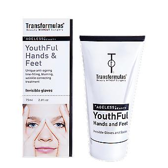 Transformulas Youthful Hands and Feet 75ml