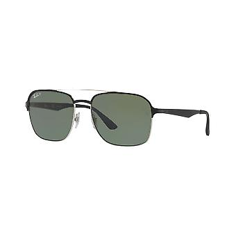 Solbriller Ray - Ban RB3570 RB3570 9004 / 9A 58