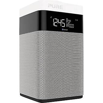 DAB+ Table top radio Pure Pop Midi Bluetooth® Bluetooth, DAB+, FM Black, White