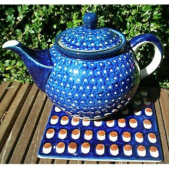 Coasters, 15 x 15 cm, tradition 60 polish pottery - BSN 22595
