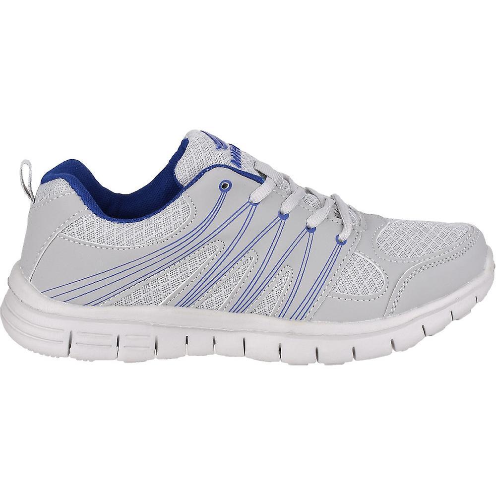 Mirak Mens Milos Lace Sports Light Textile Synthetic Trainers