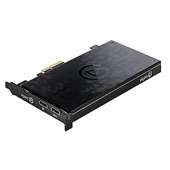 Elgato Game Capture 4K60 Pro, 4K 60fps capture card with ultra-low latency technology for recording PS4 Pro and Xbox One X gameplay, PCIe x4