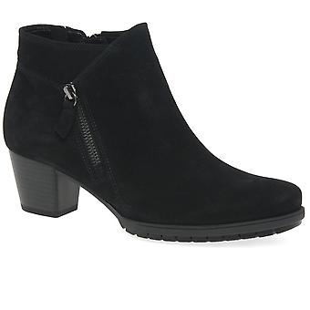 Gabor Olivetti Womens Modern Zip Fastening Ankle Boots