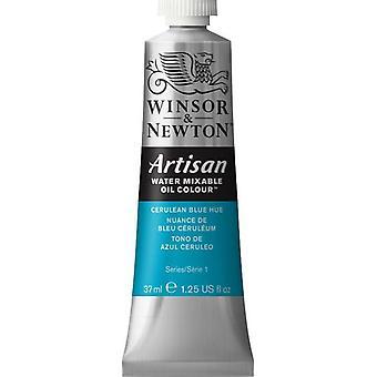 Winsor & Newton Artisan vatten blandbart olja färg 37ml (138 Cerulean Blue Hue S1)