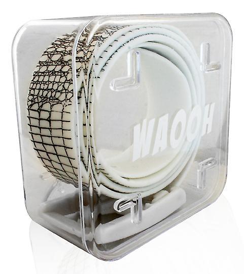 Waooh - plástico de la correa