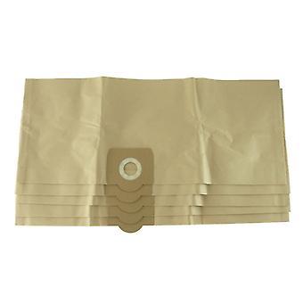 AQUAVAC 620 aspiradora bolsas de polvo de papel