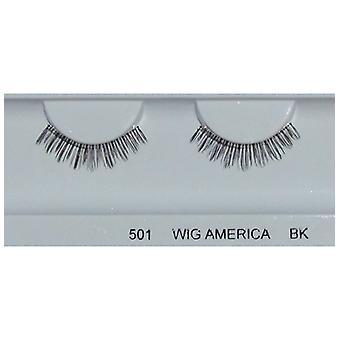 Perücke Amerika Premium falsche Wimpern wig495, 5 paar