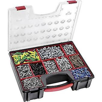 Tool box (empty) Facom BP.Z8PB Polycarbonate (PC) Black, Red