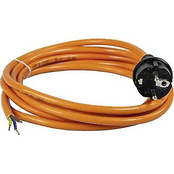 as - Schwabe 70918 Current Cable Orange 3 m