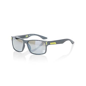 Dragon Matte Magnet Grey H2O-Silver Ionized Count Polarized Sunglasses