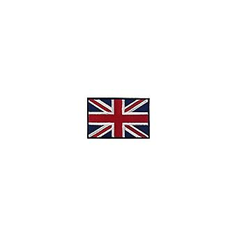 Union Jack use parche bordado bandera