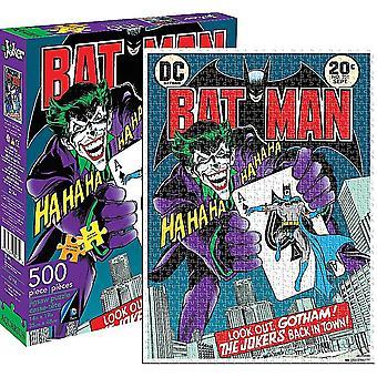 Batman Jokern 500 bit pussel (62108 Nm)