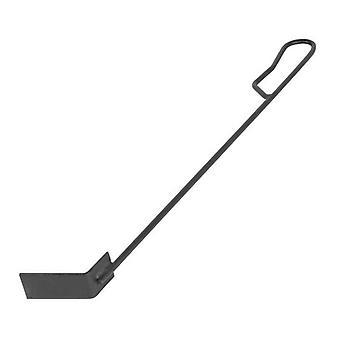 Nova - Curved Ash Scraper Tool Accessory Kamado Barbecue BBQ Long Handle