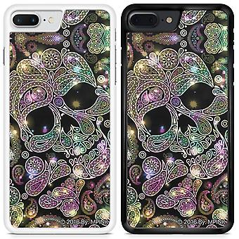 Skulls Custom Designed Printed Phone Case For Samsung Galaxy J3 2017 skull25 / White