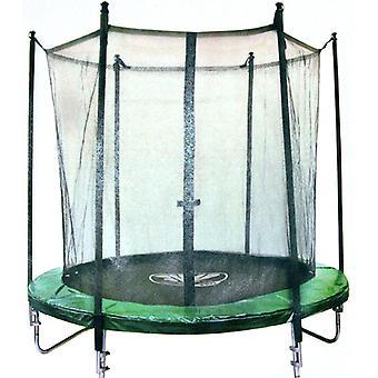 Jumpline Trampoline + sikkerhet net 180 cm