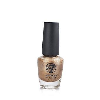 W7 Cosmetics Glitter Nail Polish 15ml