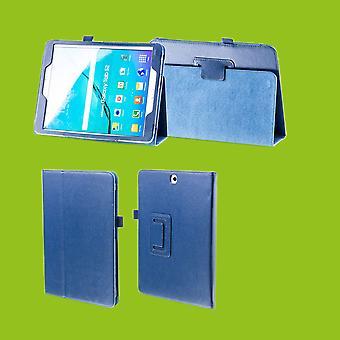 Für Apple iPad Pro 12.9 Zoll 2018 Neue Version Dunkel Blau Kunstleder Hülle Cover Tasche Case Etuis Neu
