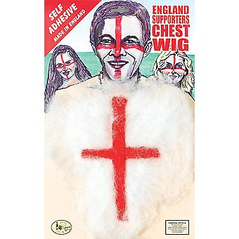 England St George Hairy Chest.