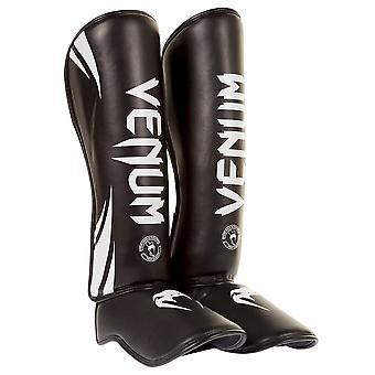 Venum Challenger Shin Guards Black