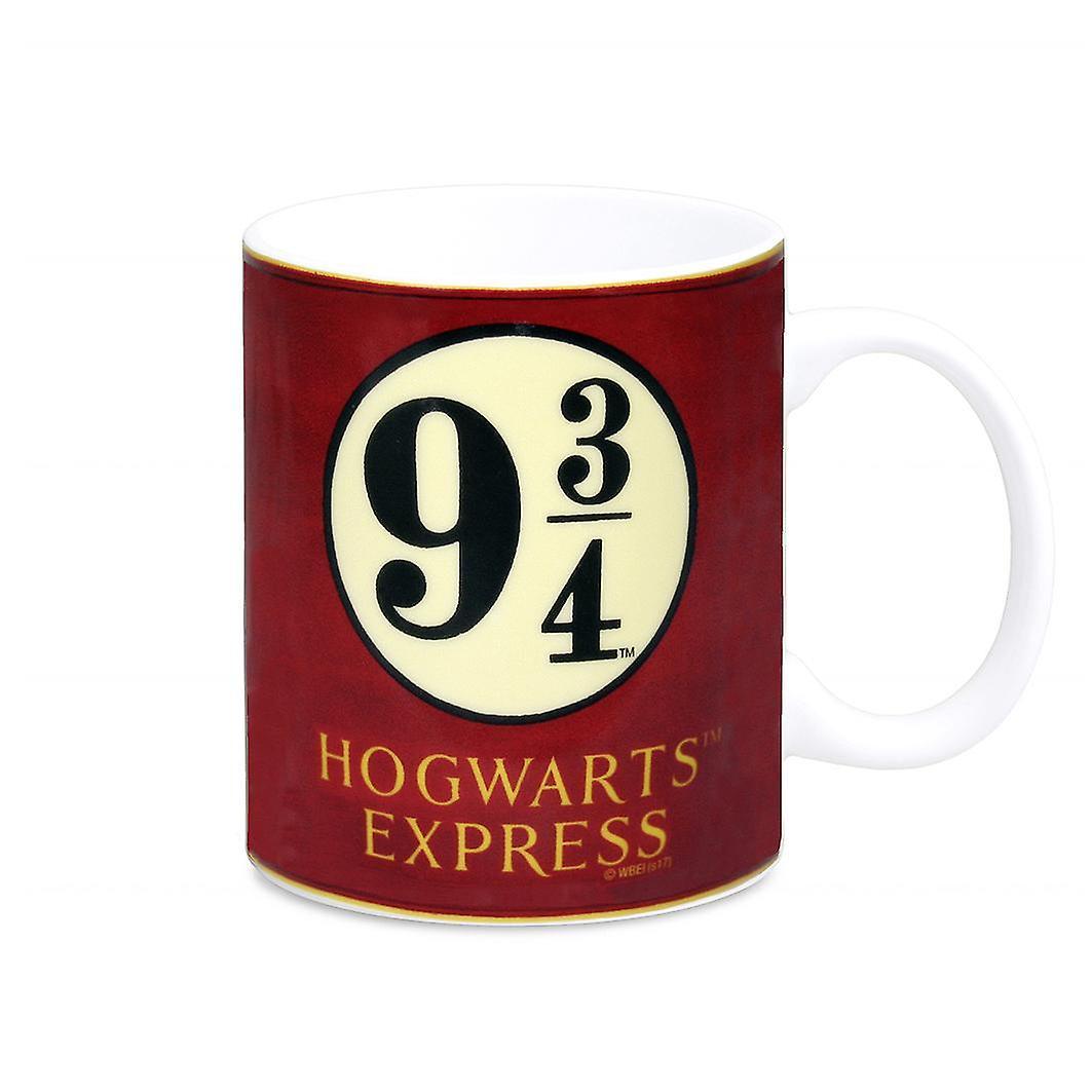 3 Harry Potter Dans Platform 9 Du Poudlard Express Coupe 4ImpriméEn Livré Coffret Un Robuste Blanc CéramiqueEst A5jqcL34SR