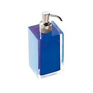 Rainbow Soap Dispenser Glossy Blue RA81 05