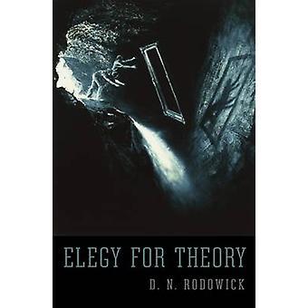 Elegia para teoria por d. s. Rodowick - 9780674088153 livro