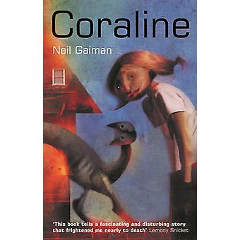 Coraline (New edition) by Neil Gaiman - Dave McKean - 9780747562108 B