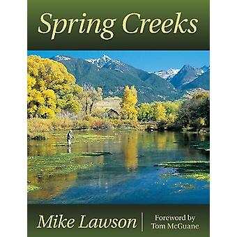 Spring Creeks by Mike Lawson - 9780811737128 Book