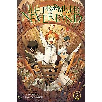 The Promised Neverland - Vol. 2 by Kaiu Shirai - 9781421597133 Book