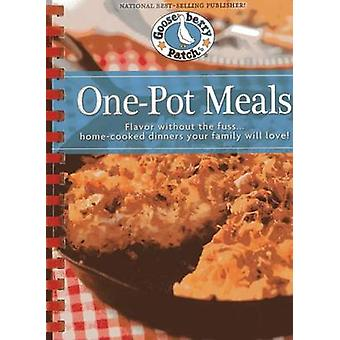 One Pot Meals - Flavor Without the Fuss...Home-Cooked Dinners Your Fam