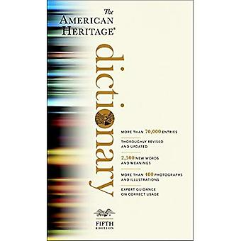 The American Heritage Dictionary (American Heritage Dictionary (Mass Market Paper))