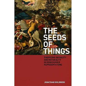 Die Samen der Dinge: multiaxiale Sexualität und Materialität in Renaissance-Darstellungen