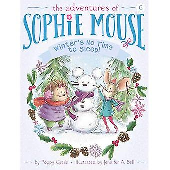 Winter's No Time to Sleep! (Adventures of Sophie Mouse)