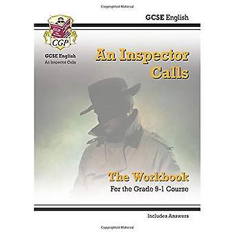 Nuevo grado 9-1 GCSE inglés - un Inspector llama libro