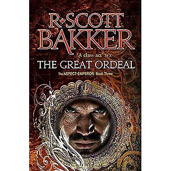 La grande épreuve: L'Aspect-empereur: livre 3
