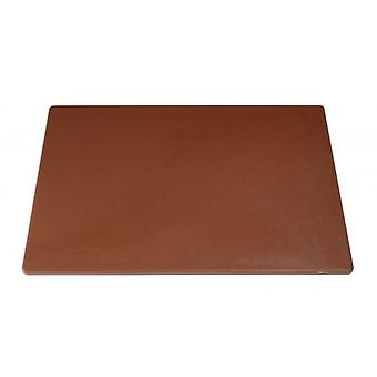 Heavy-Duty große Chopping Board Brown
