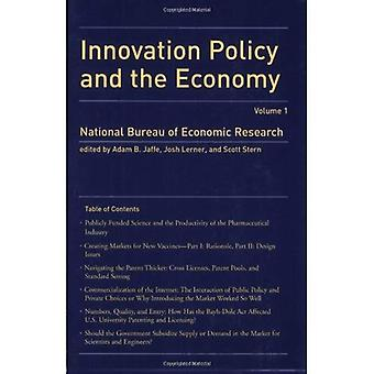 Innovation Policy and the Economy: v. 1