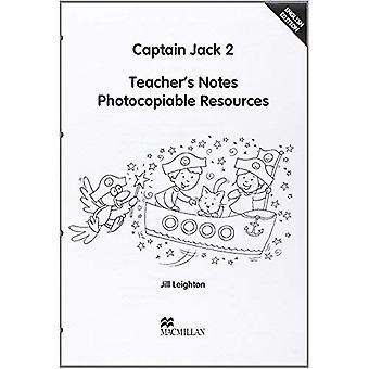 Capitão notas do professor Jack 2